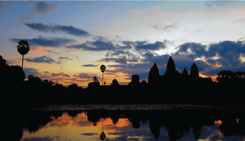 Sales Internship: Develop new customers to create jobs in Cambodia