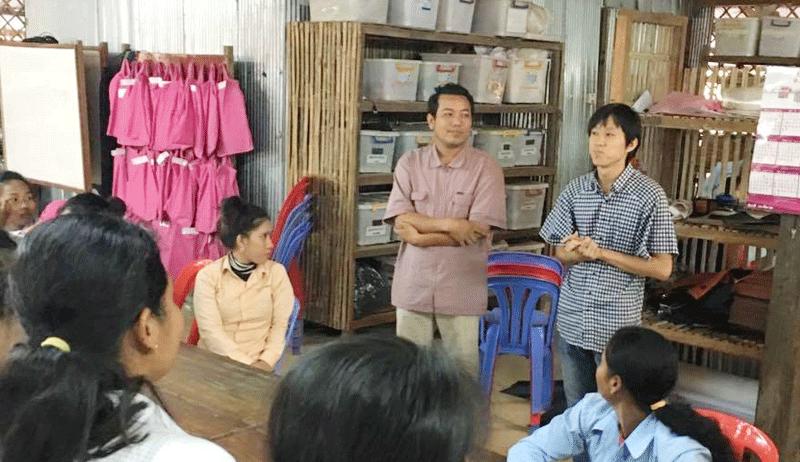 カンボジアインターンで得たこと②英語力