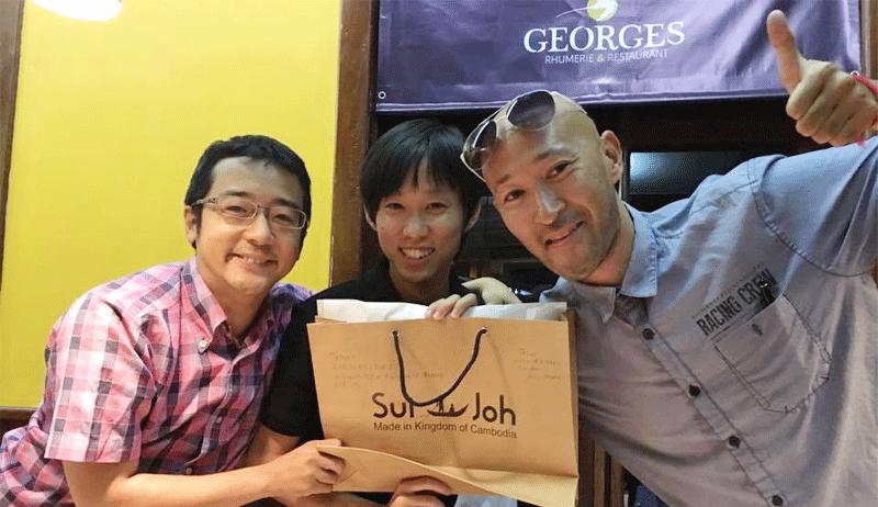 カンボジアインターンで得たこと③人との出会い