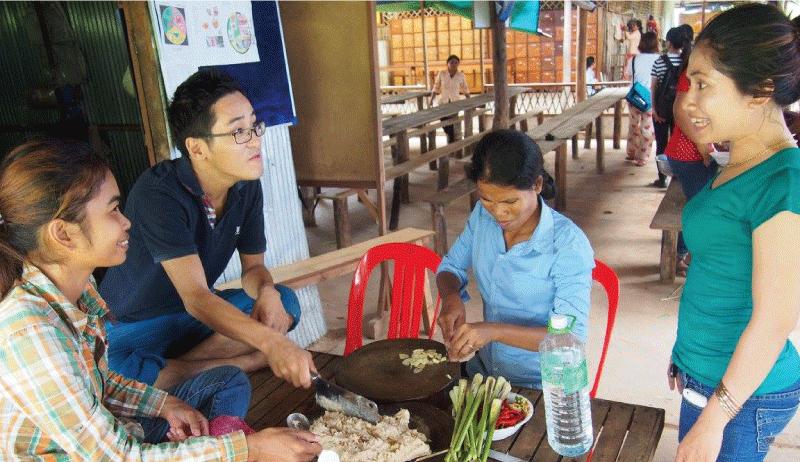 カンボジア滞在中に苦労した2つのこと-10年後も「自分のやりたいこと」をできて幸せだと思えるよう人生を歩む