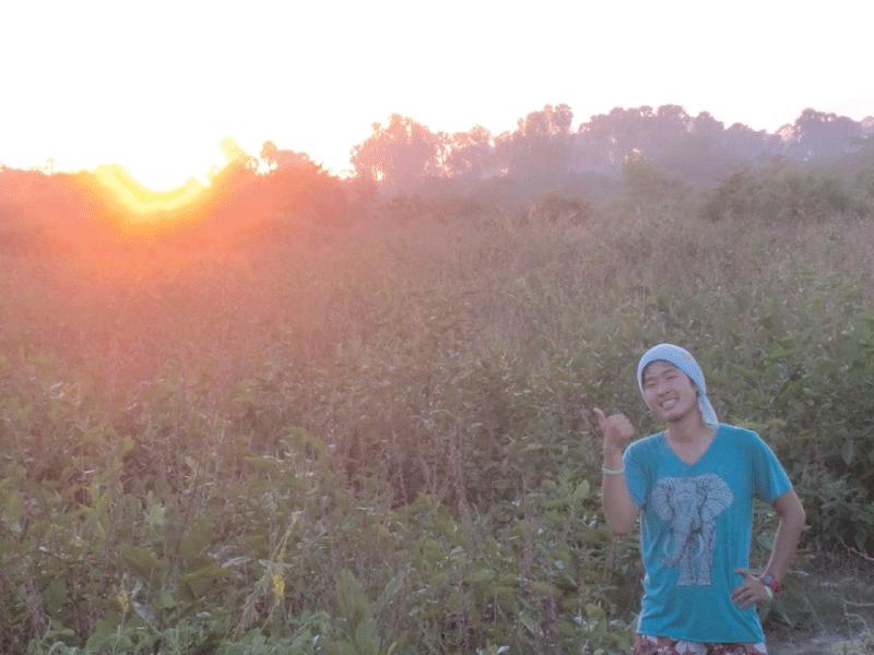 不安がありながも前に進む - 不安がありながも前に進む。私がカンボジアでインターンをした理由