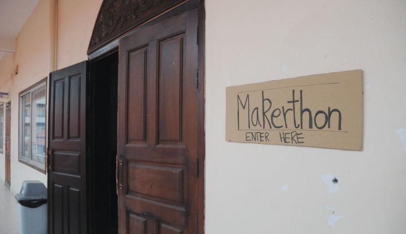 Day2 アイデア作り - カンボジア初開催のMakerthon「SEA Makerthon- Phnom Penh」に潜入してきました