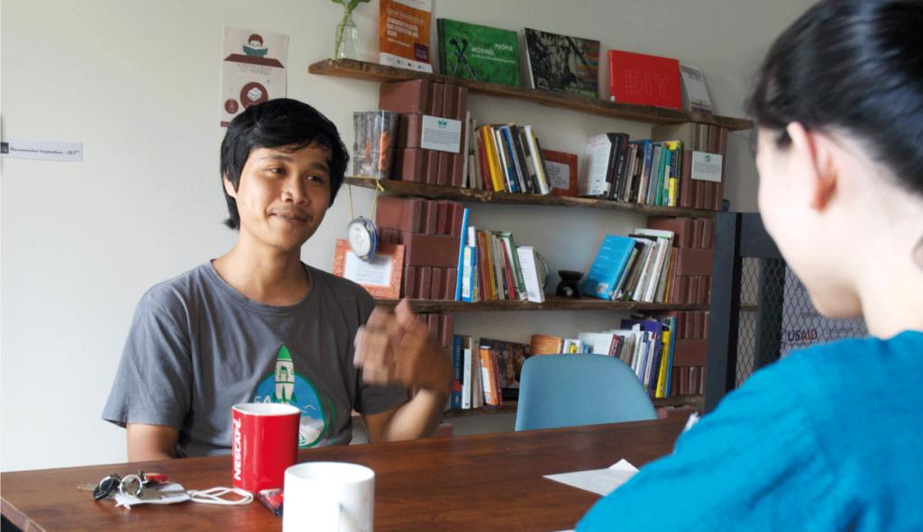 カンボジア人起業家に関するコラ...
