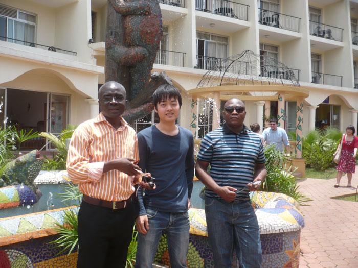 Field Trip to Uganda