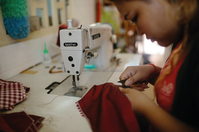 Khmer Creations, a social enterprise to create jobs for Cambodian women