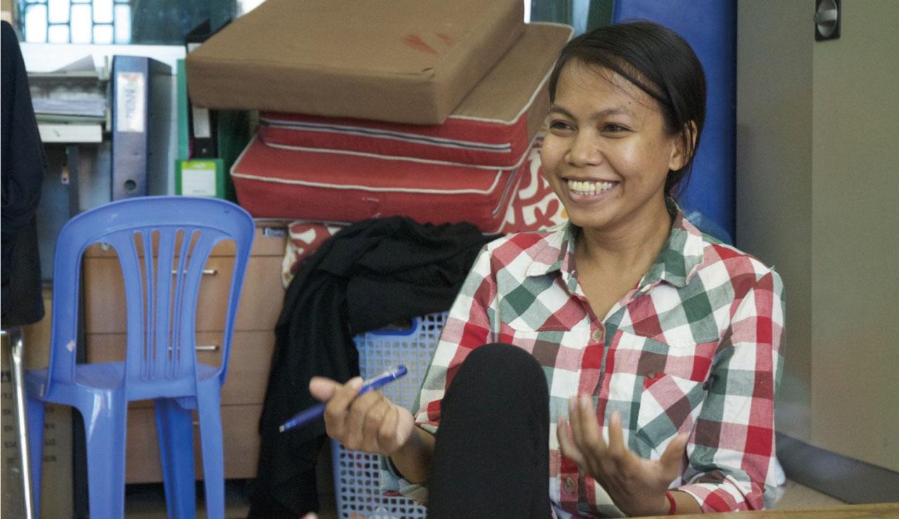 カンボジア発エシカルブランドKhmer Creationsのマネジャーが語る「フェアトレードの未来」