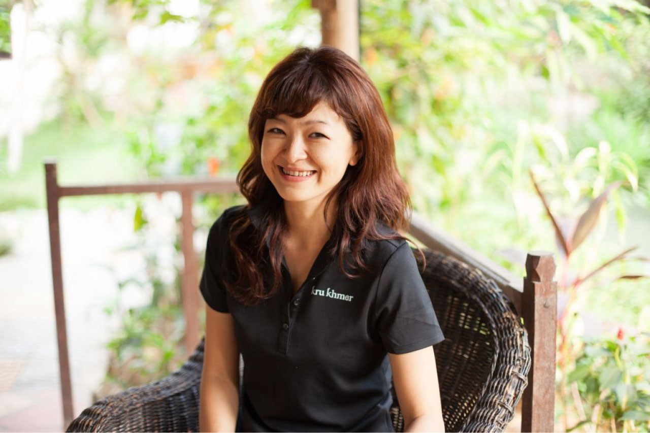 What you want to do for whom? Declined job offer and started own business in Cambodia: Interview with Chihiro