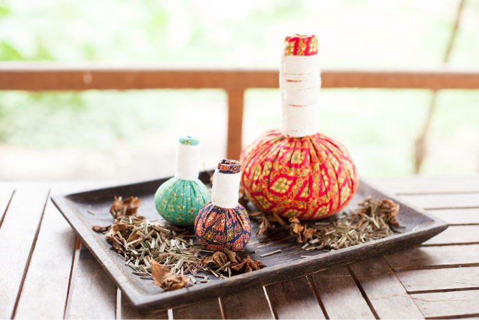 kru khmer's product, herbal ball
