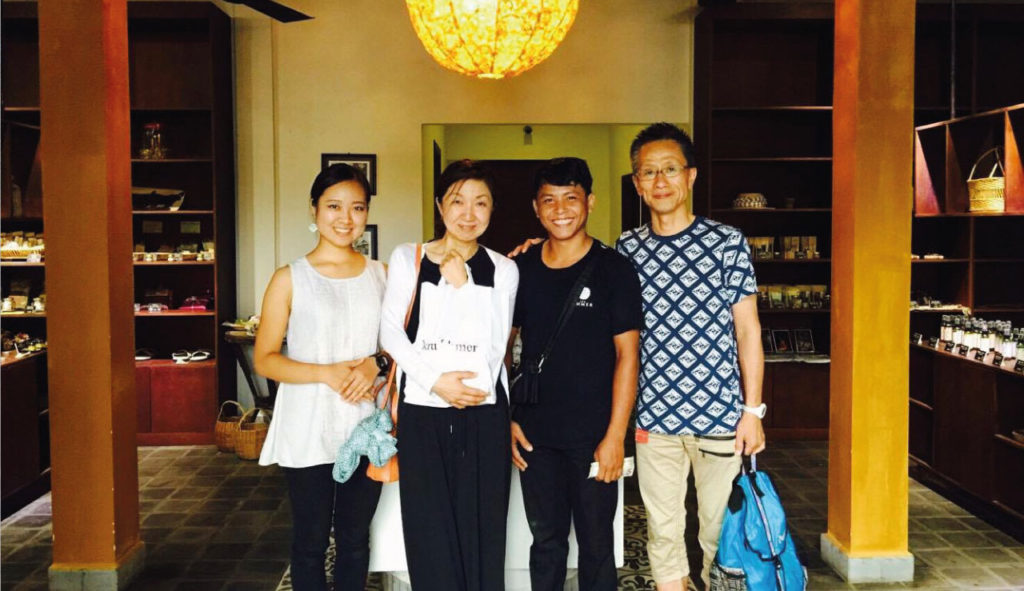 Cambodia Internship experience of Hikari Yamazaki