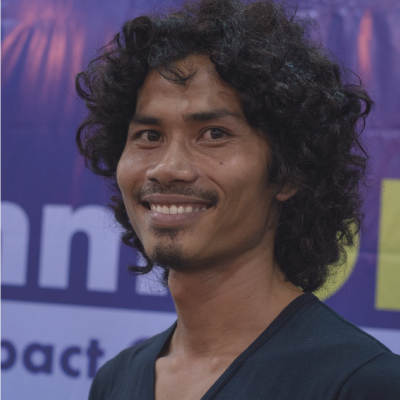 Rithy Thul, founder of SmallWorld