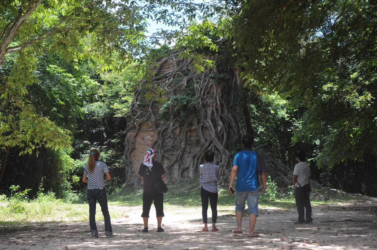 Sambor Prei Kuk, the 3rd World Heritage in Cambodia