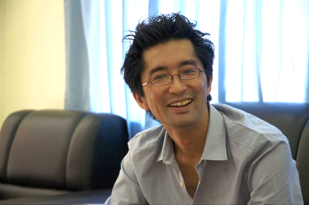 Akira, Founder of Design Kompany and TRYBE