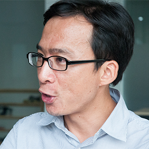 Leap Sok, founder of System Experts