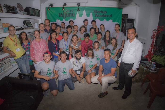 Startup Weekend Cambodia has tottaly changed Leap's life