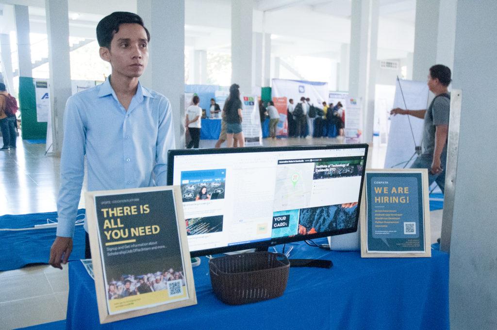 What did we get through BarCamp ASEAN 2017 as an exhibitor?