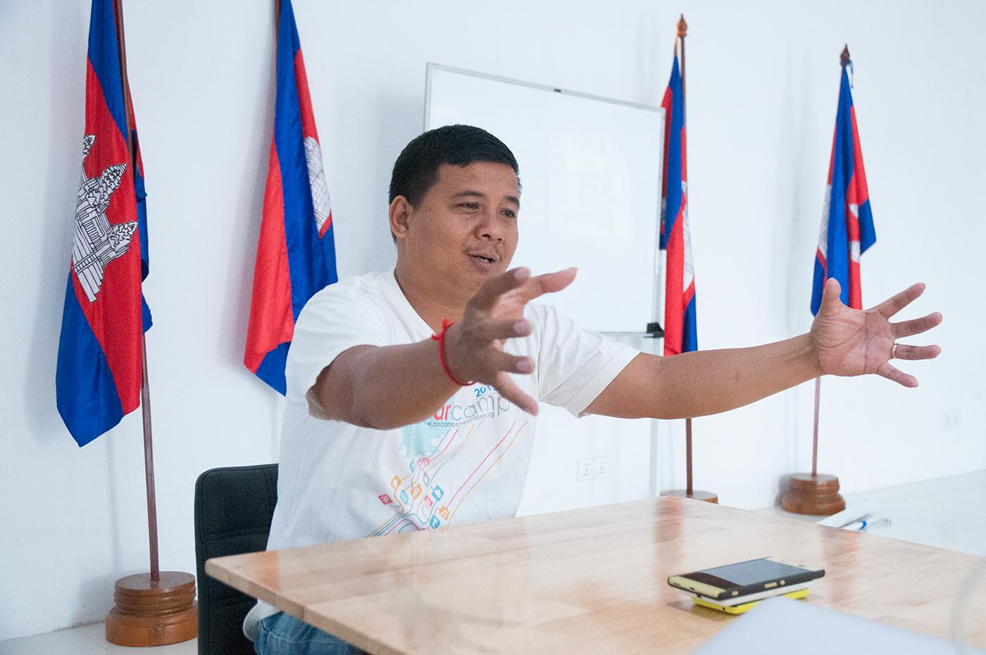The future of BarCamp Cambodia