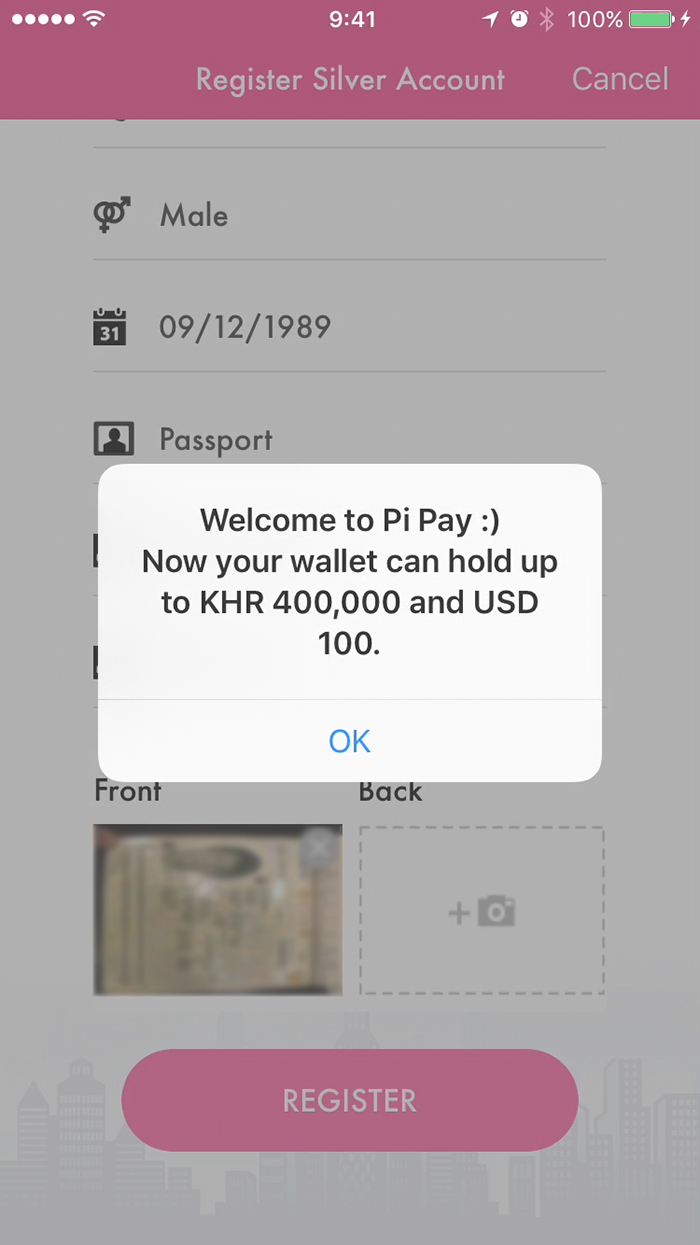 Let's pay with Pi Pay
