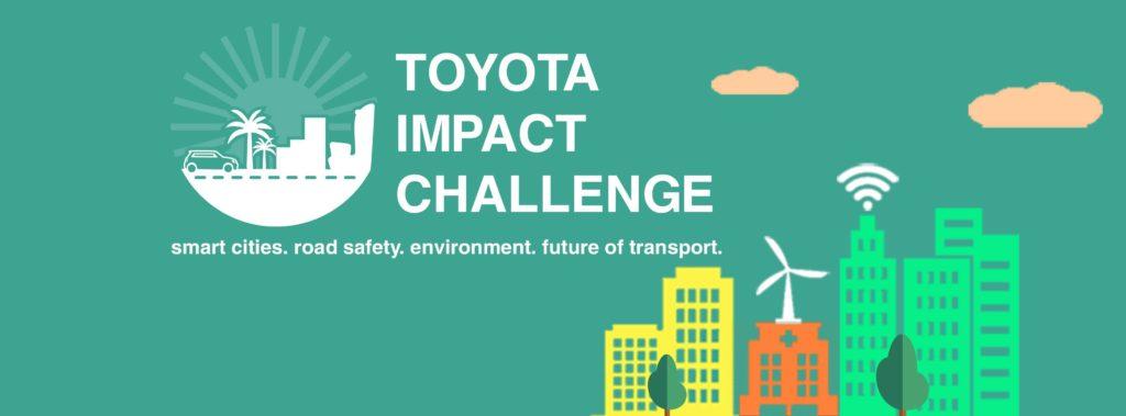 TOYOTA IMPACT CHALLENGE
